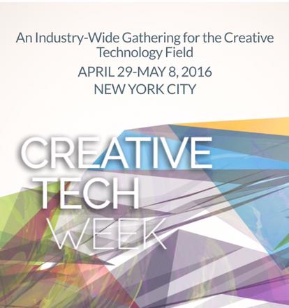 Creative Tech WeekPart 1