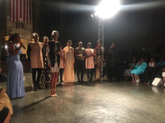 The Perfect Side of Fashion – Baltimore Fashion Week Aug 2016