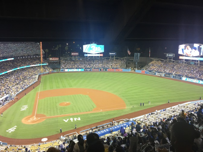 Vin Scully's Farewell